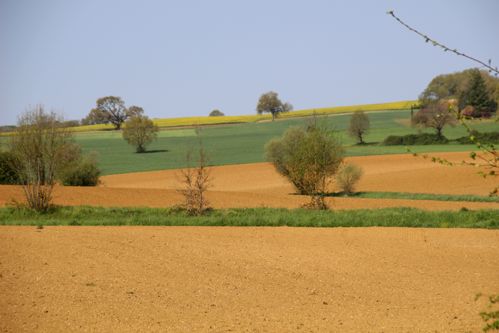 paysage gers